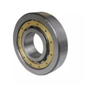 80 mm x 125 mm x 22 mm  NSK QJ1016 angular contact ball bearings