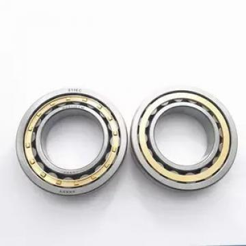 45 mm x 100 mm x 38,7 mm  ZEN S3309 angular contact ball bearings